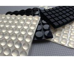 FAMS - Akcesoria meblowe, odbojniki silikonowe